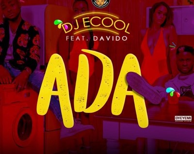 DJ ECool ft Davido - Ada