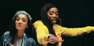 Di'Ja Ft. Tiwa Savage - The Way You Are (Gbadun You) (Official Video)