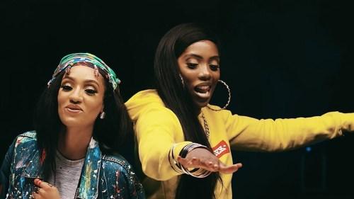 Di'Ja Ft. Tiwa Savage - The Way You Are (Gbadun You) (Official Video)