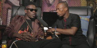 Shatta Wale On Vibes In 5 With Arnold