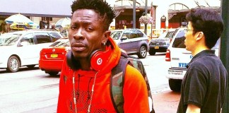 Shatta Wale - My Name Be Shatta (Prod. By Lazzy Beatz)