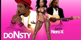 Donsty - Akessi Ft Nero X (Prod By Willisbeatz)