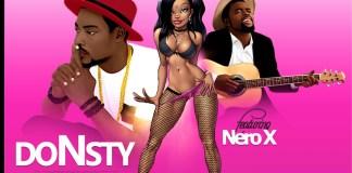 Donsty - Akessi Ft Nero X (Prod By Willisbeatz)