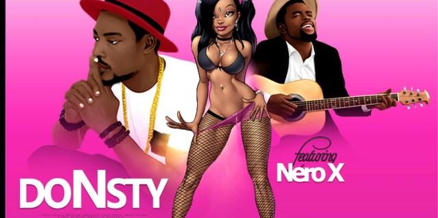 #HotOnNP: Donsty Ft Nero X – Akessi (Prod By Willisbeatz)