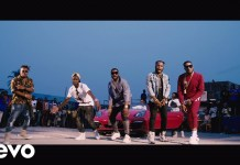 D'banj ft. Slimcas x Mr Real - Issa Banger (Official Video)