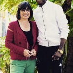 E.L talks Ghanaian/African music with CNN's Christiane Amanpour