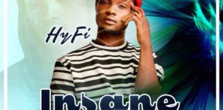 HyFi - Insane (Prod By Timz Beat)