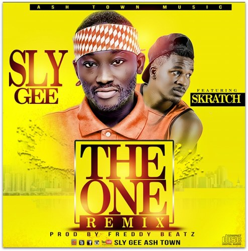 Sly Gee ft Skratch - The One Remix (Prod by Freddy Beatz)