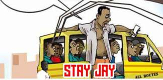Stay Jay - Kwahu (Olamide Wo Cover)