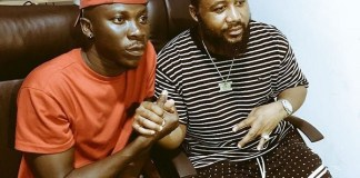 Stonebwoy records new hit song with Cassper Nyovest