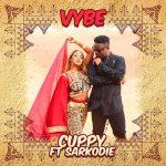 Cuppy ft Sarkodie – Vybe (Prod By GospelOnDeBeatz)