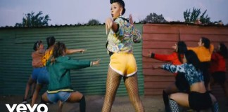 Yemi Alade Bum Bum Video
