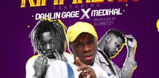 DJ Breezy ft Medikal x Gage - Kimpinstik