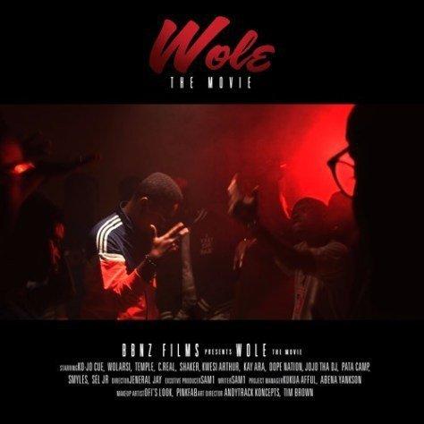 Ko-Jo Cue ft. Worlasi, Kwesi Arthur, Shaker, Kay-Ara, Temple & C-Real - Wole (Remix)