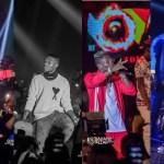 Shatta Wale finally reunites with Wizkid at Ghana Meets Naija