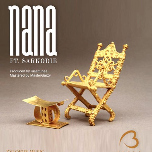 Becca ft Sarkodie - Nana (Mixed By MasterGarzy)