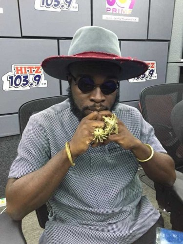 I don't believe in song censorship – M.anifest