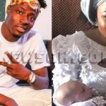 Fancy Gadam's girlfriend threatens to leave him after baby mama reports