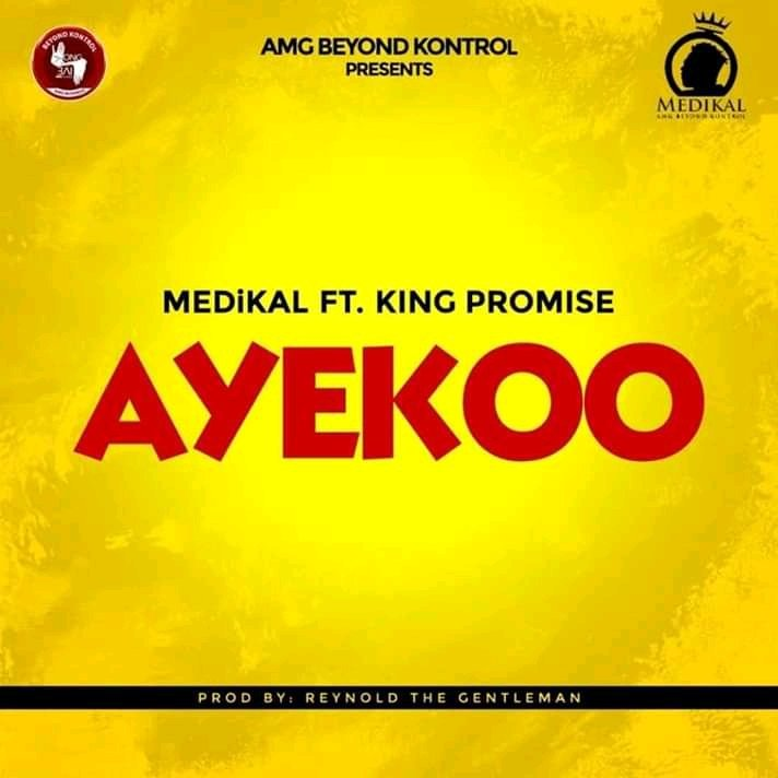 Medikal ft. King Promise - Ayekoo (Prod. By Renold The Gentleman)