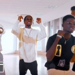 DJ Breezy – Back 2 Sender ft. Kuami Eugene x Darkovibes x Kwesi Arthur (Official Video)