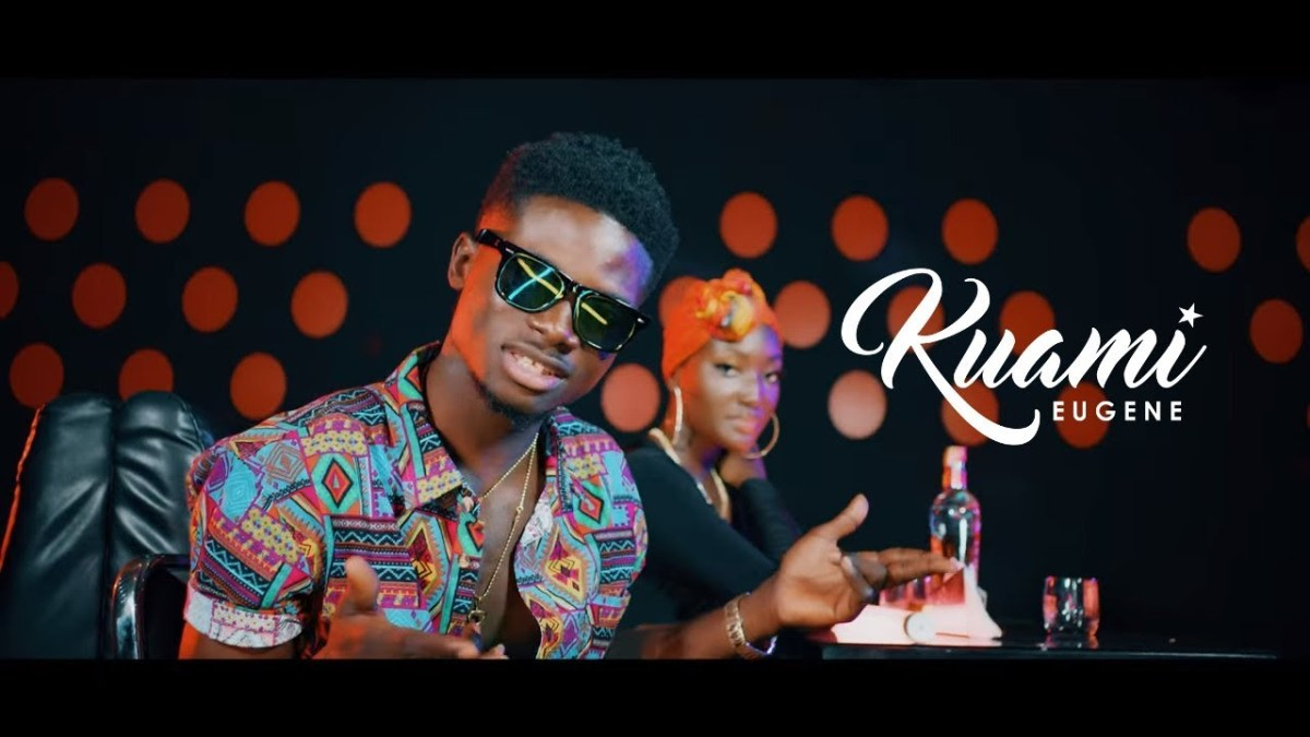 Kuami Eugene – Walaahi (Official Video)