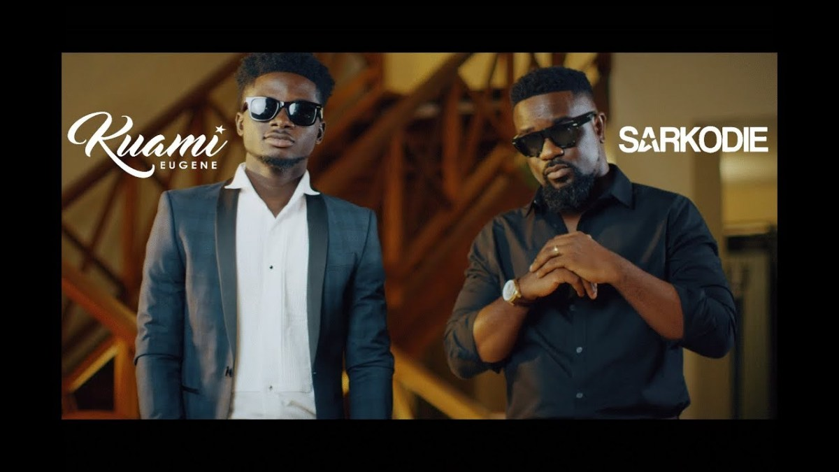 Kuami Eugene ft Sarkodie - No More (Official Video)