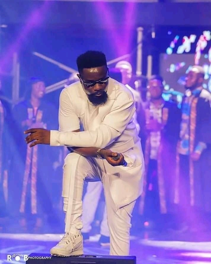 Listen: Sarkodie Performs New Diss Song At VGMA 2019