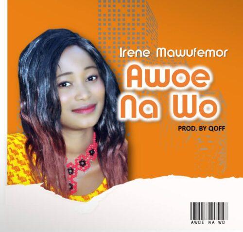 Irene Mawufemor Awoe n a wo artwork