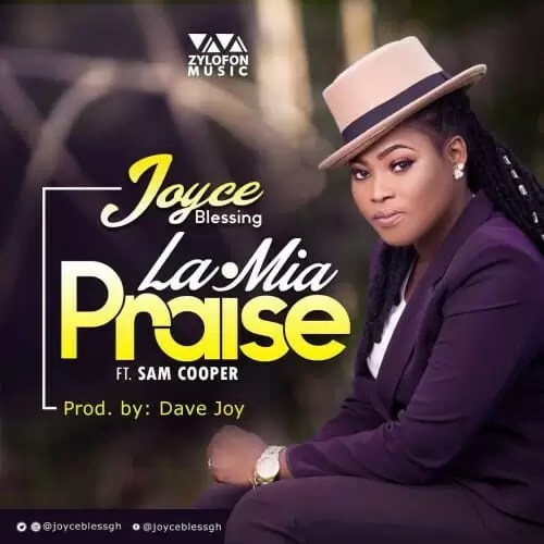 DOWNLOAD: Joyce Blessing Ft Sam Cooper – La Mia (Praise