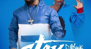 D-Black – Stay ft. Simi (Prod by RonyTurnMeUp)