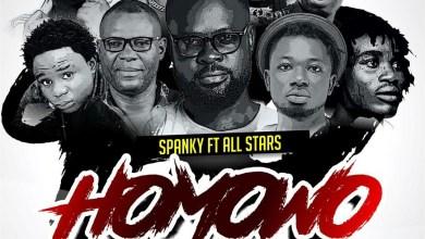 Spanky – Homowo ft. Ga All Stars (Prod by Spanky)