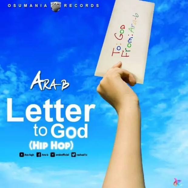 Ara-B – Letter To God (Hiphop)