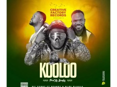 Nii Funny – Kooloo ft. Spanky x Niibi Klaala (Prod by Spanky)