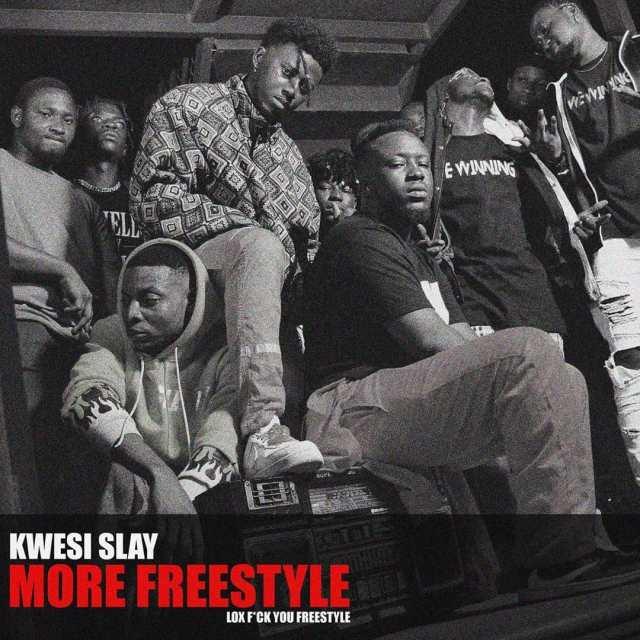 IMG 20200130 WA0107 1024x1024 - Kwesi Slay – More freestyle (lox fvck you)