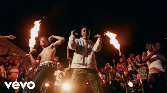 Larruso Killy Killy Remix ft. Stonebwoy Kwesi Arthur Official Video  1024x576 - Larruso – Killy Killy (Remix) ft. Stonebwoy x Kwesi Arthur (Official Video)