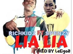 Richkidz - Lia Lia Ft. Spenzy (Mixed By LeGgaZ)