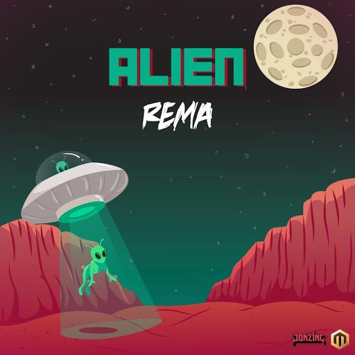Rema – Alien (Prod. by level)
