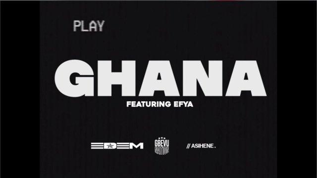 Edem – In Ghana ft. Efya