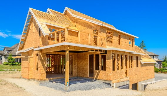 AeroBarrier financial incentive new construction