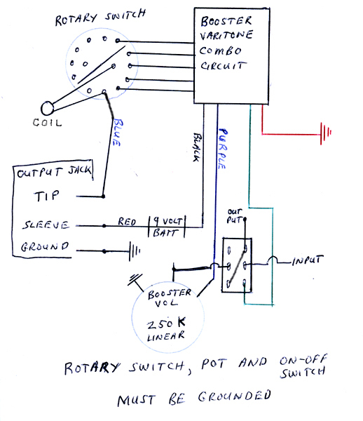 Stupendous Bc Rich Guitar Wiring Diagram Wiring Digital Resources Funapmognl