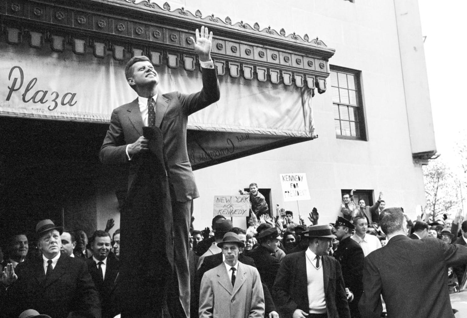 JohnKennedy NYC Nov1960 1500 crop