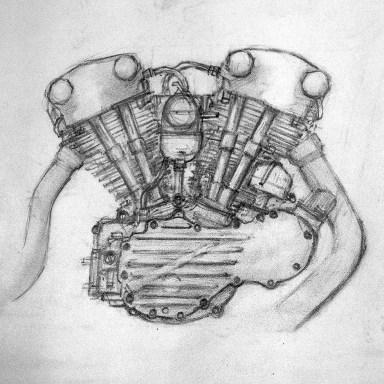 knucklehead sketch