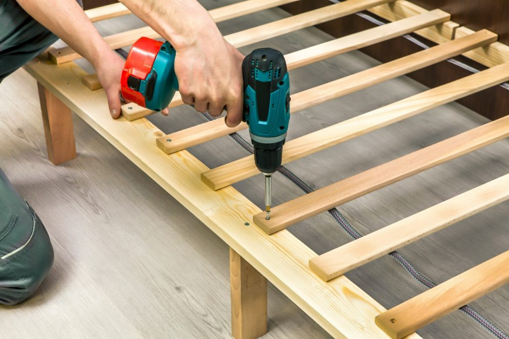 handyman assemble ikea furniture fix