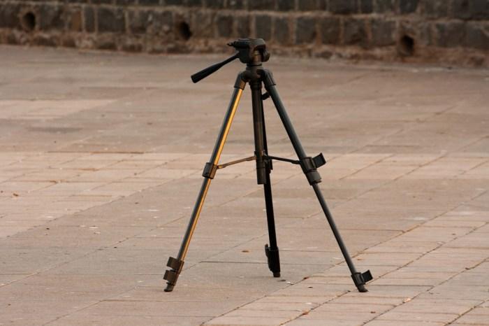 tripod equipment