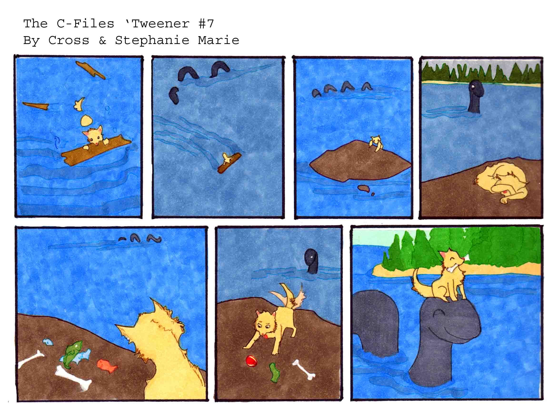 The C-Files 'Tweener 7