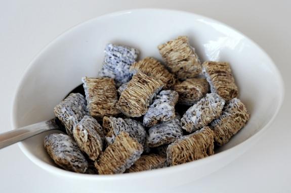 Blueberry Muffin Mini-Wheats