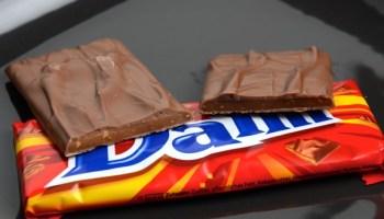 Review: Daim chocolate bar
