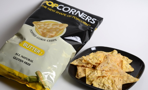 Review Popcorners Butter Flavour Nearof