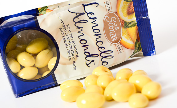 Sconza Lemoncello Almonds