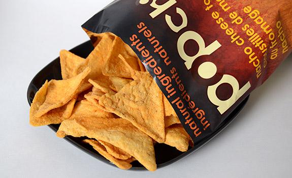 Popchips Nacho Cheese Tortilla Chips